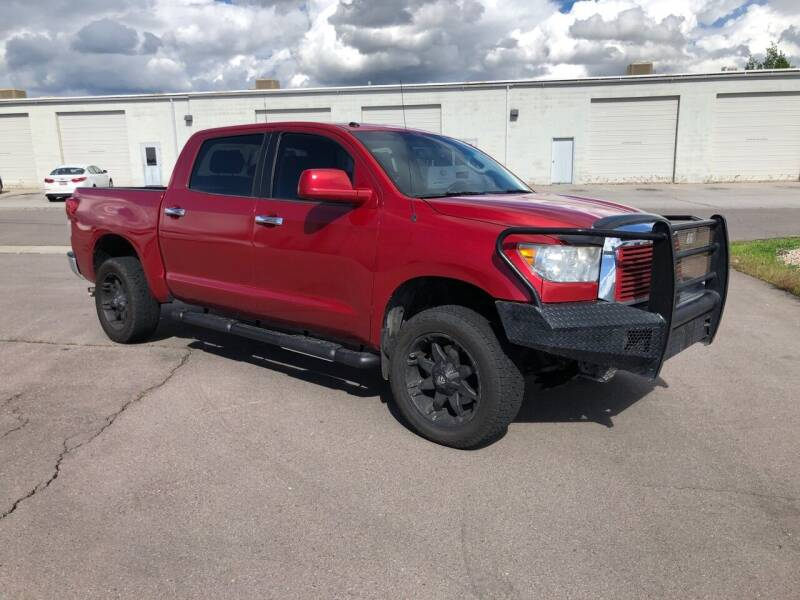 2012 Toyota Tundra for sale at DUBS AUTO LLC in Clearfield UT