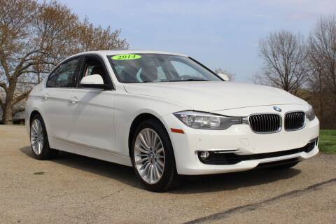 2014 BMW 3 Series for sale at Harrison Auto Sales in Irwin PA