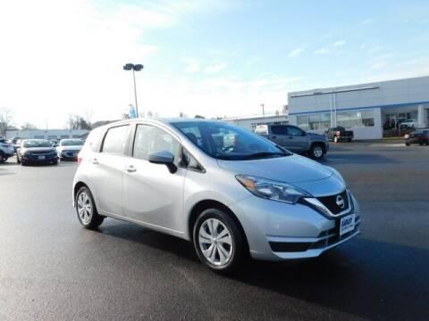 2019 Nissan Versa Note for sale at Radley Cadillac in Fredericksburg VA