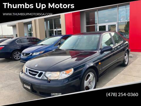 1999 Saab 9-5 for sale at Thumbs Up Motors in Warner Robins GA