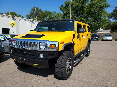 2006 HUMMER H2 for sale at Redford Auto Quality Used Cars in Redford MI