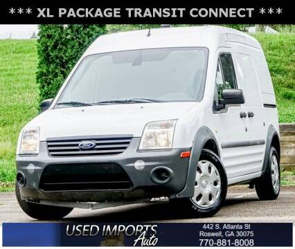 2012 Ford Transit Connect for sale at Used Imports Auto in Roswell GA