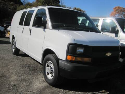 2011 Chevrolet Express Cargo for sale at Zinks Automotive Sales and Service - Zinks Auto Sales and Service in Cranston RI