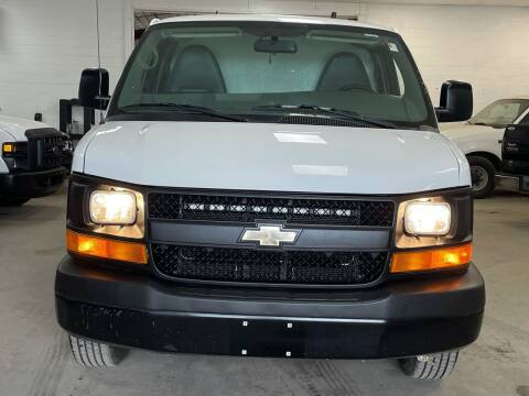 2015 Chevrolet Express Cargo for sale at Ricky Auto Sales in Houston TX