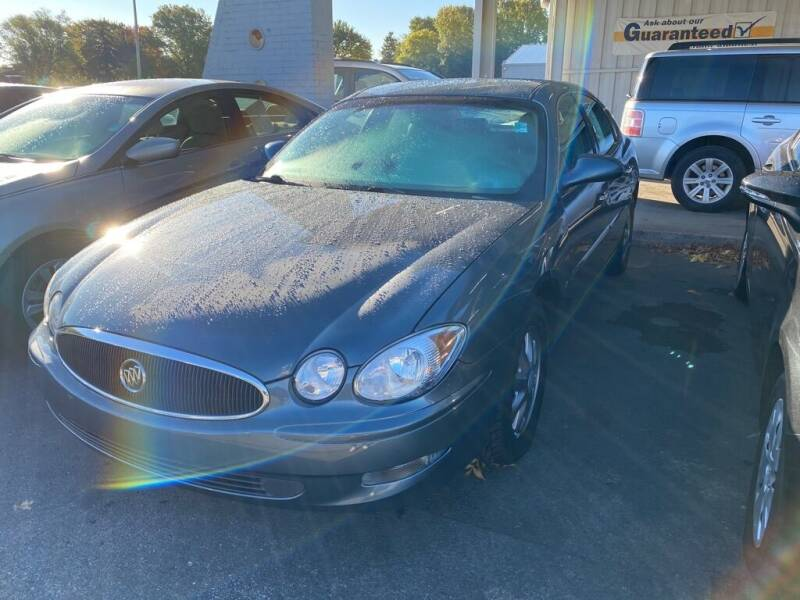 2007 Buick LaCrosse for sale at Lakeshore Auto Wholesalers in Amherst OH