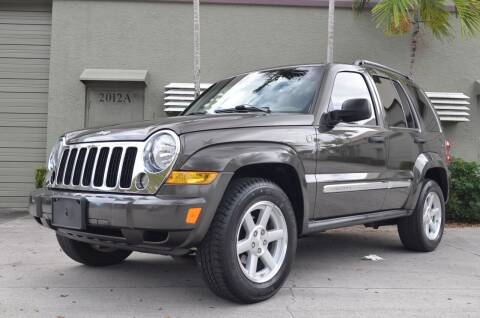 2006 Jeep Liberty for sale at ALWAYSSOLD123 INC in North Miami Beach FL