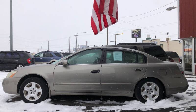 2004 Nissan Altima for sale at Direct Auto Sales+ in Spokane Valley WA