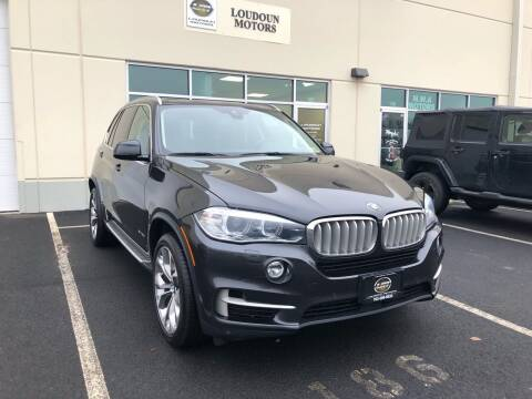 2016 BMW X5 for sale at Loudoun Motors in Sterling VA