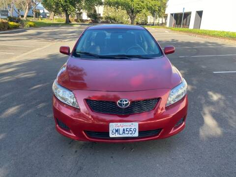 2010 Toyota Corolla for sale at Sanchez Auto Sales in Newark CA