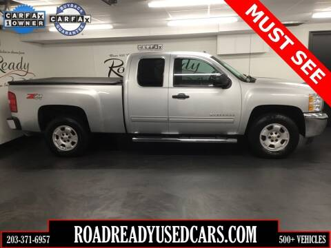 2013 Chevrolet Silverado 1500 for sale at Road Ready Used Cars in Ansonia CT