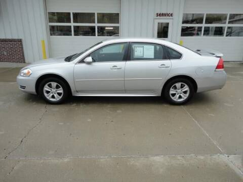 2012 Chevrolet Impala for sale at Quality Motors Inc in Vermillion SD
