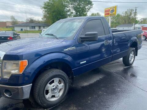 2011 Ford F-150 for sale at Walker Motors in Muncie IN