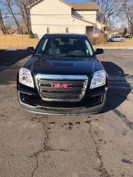 2017 GMC Terrain for sale at Car Now LLC in Madison Heights MI