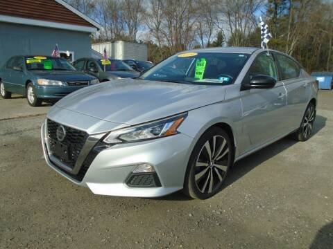 2019 Nissan Altima for sale at Taunton Auto & Truck Sales in Taunton MA