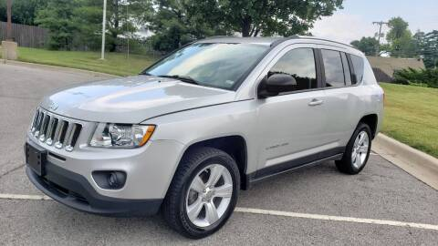 2012 Jeep Compass for sale at Nationwide Auto in Merriam KS