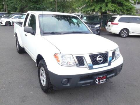 2016 Nissan Frontier for sale at EMG AUTO SALES in Avenel NJ
