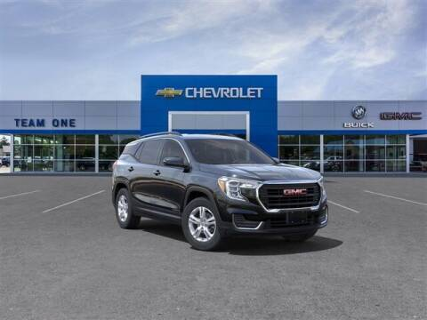 2022 GMC Terrain for sale at TEAM ONE CHEVROLET BUICK GMC in Charlotte MI