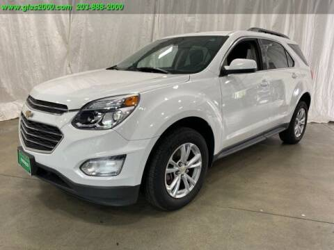 2017 Chevrolet Equinox for sale at Green Light Auto Sales LLC in Bethany CT