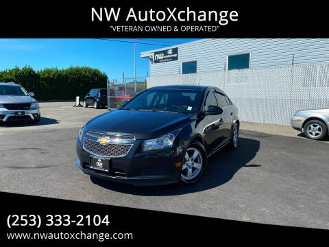 2014 Chevrolet Cruze for sale at NW AutoXchange in Auburn WA