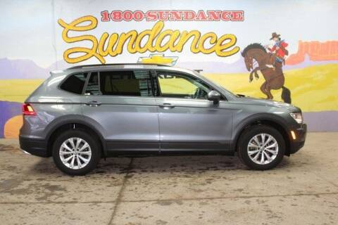 2019 Volkswagen Tiguan for sale at Sundance Chevrolet in Grand Ledge MI