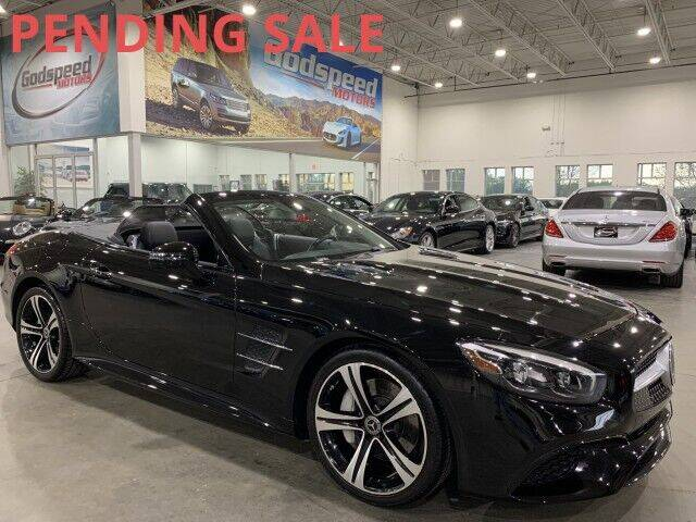 2018 Mercedes-Benz SL-Class for sale in Charlotte, NC