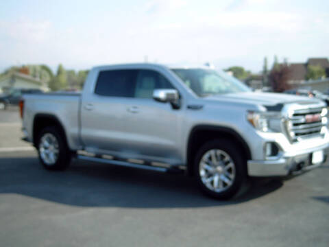 2020 GMC Sierra 1500 for sale at GARY'S AUTO PLAZA in Helena MT