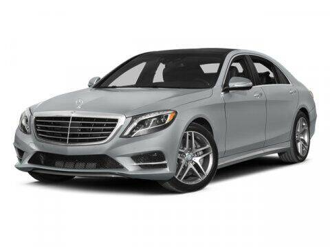 2014 Mercedes-Benz S-Class for sale at DAVID McDAVID HONDA OF IRVING in Irving TX
