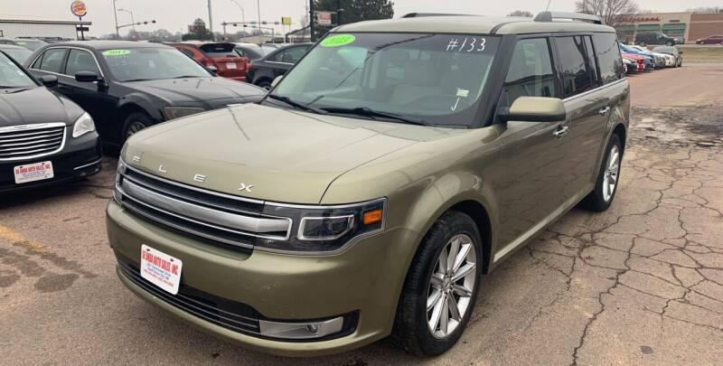 2013 Ford Flex for sale at De Anda Auto Sales in South Sioux City NE
