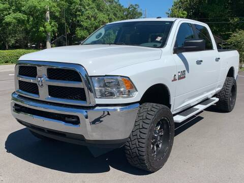 2017 RAM Ram Pickup 2500 for sale at LUXURY AUTO MALL in Tampa FL