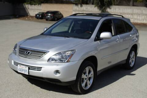 2008 Lexus RX 400h for sale at Sports Plus Motor Group LLC in Sunnyvale CA