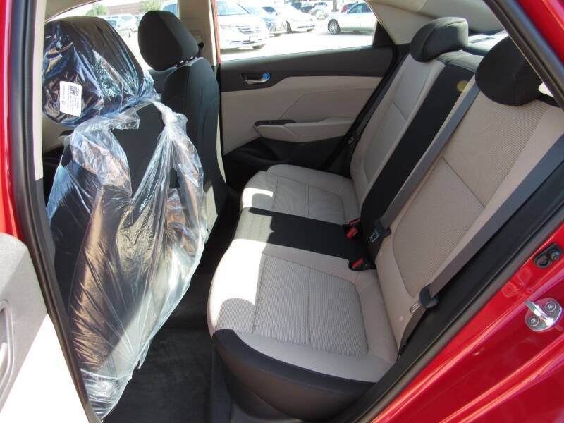 2021 Hyundai Accent SE Sedan IVT - Houston TX