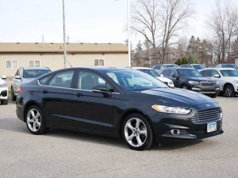 2015 Ford Fusion for sale at Park Place Motor Cars in Rochester MN