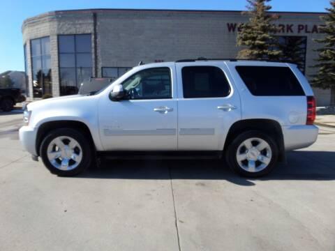 2014 Chevrolet Tahoe for sale at Elite Motors in Fargo ND