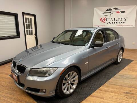 2011 BMW 3 Series for sale at Quality Autos in Marietta GA
