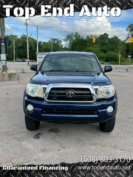 2007 Toyota Tacoma for sale at Top End Auto in North Attleboro MA