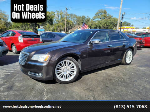 2012 Chrysler 300 for sale at Hot Deals On Wheels in Tampa FL