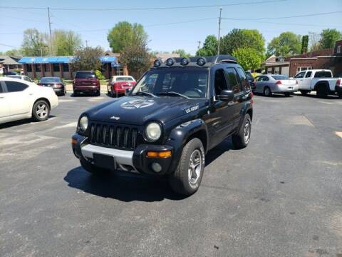 2003 Jeep Liberty for sale at JC Auto Sales in Belleville IL