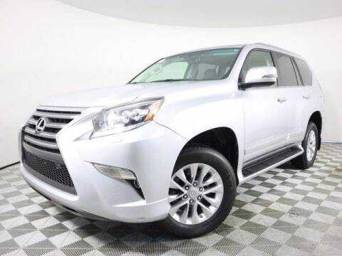 2018 Lexus GX 460 for sale at CU Carfinders in Norcross GA