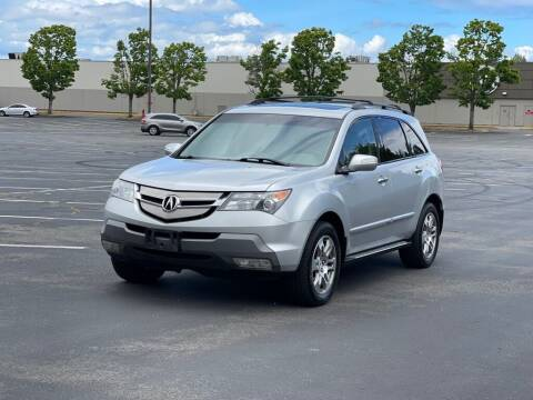 2007 Acura MDX for sale at H&W Auto Sales in Lakewood WA