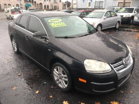 2007 Volkswagen Jetta for sale at American Dream Motors in Everett WA