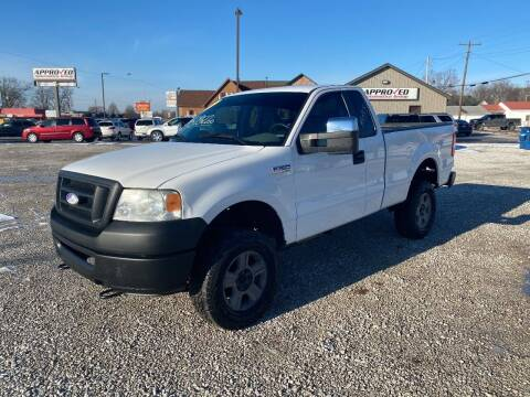 2007 Ford F-150 for sale at Approved Automotive Group in Terre Haute IN