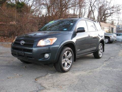 2009 Toyota RAV4 for sale at Jareks Auto Sales in Lowell MA