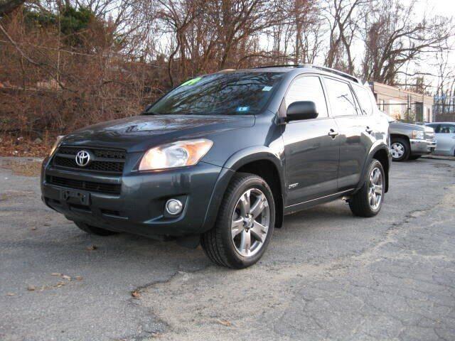2009 Toyota RAV4 for sale at Jareks Auto Sales in Lowell MA