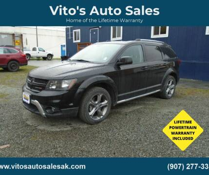 2017 Dodge Journey for sale at Vito's Auto Sales in Anchorage AK