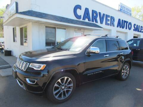 2018 Jeep Grand Cherokee for sale at Carver Auto Sales in Saint Paul MN