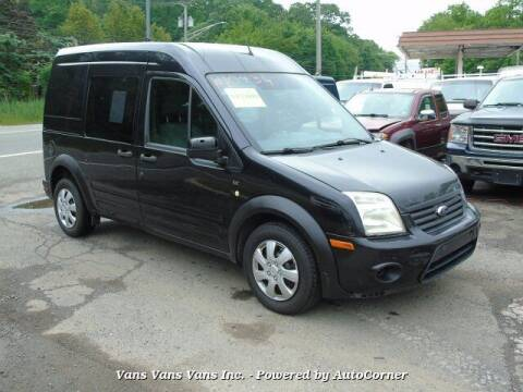 2012 Ford Transit Connect for sale at Vans Vans Vans INC in Blauvelt NY