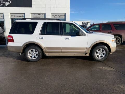 2011 Ford Expedition for sale at BISMAN AUTOWORX INC in Bismarck ND