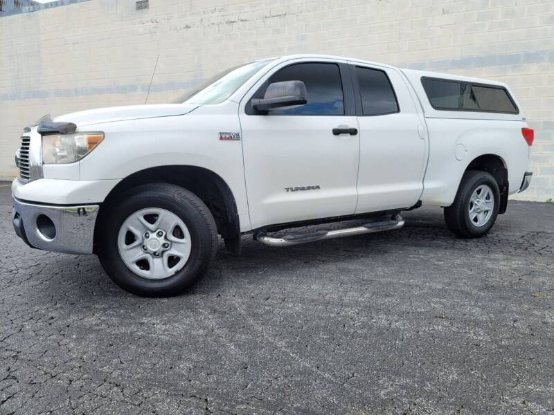 2011 Toyota Tundra for sale at AUTO FIESTA in Norcross GA
