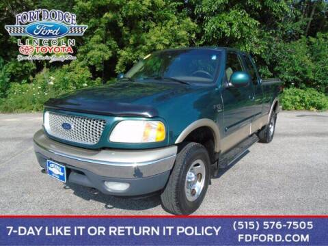1999 Ford F-150 for sale at Fort Dodge Ford Lincoln Toyota in Fort Dodge IA