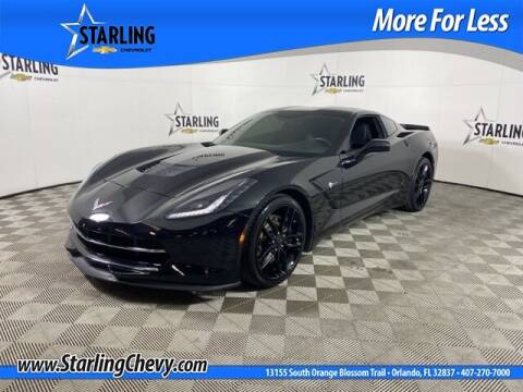 2016 Chevrolet Corvette for sale at Pedro @ Starling Chevrolet in Orlando FL
